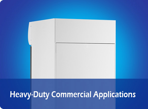 Heavy-Duty Commercial Applications   NW-LG268F-300F-350F-430F-660F upright showcase price