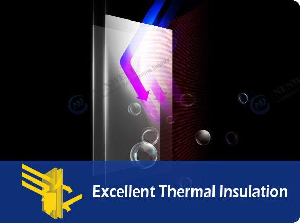 Excellent Thermal Insulation   NW-QD12 ice cream freezer price